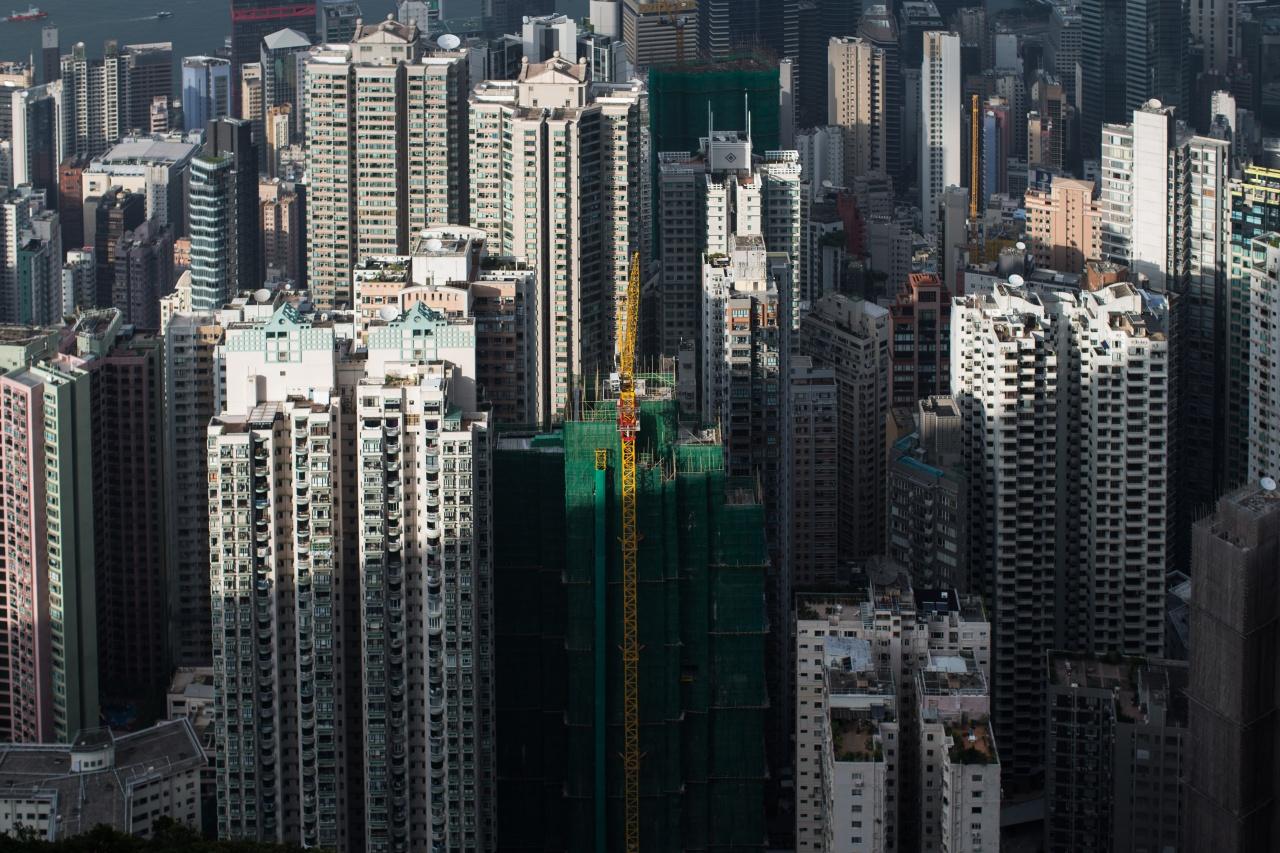 這個社會不再只是一個「找生活的地方」,而變成是一個帶有獨特文化社會及政治身分的「概念上的香港」。(曾梓洋攝)