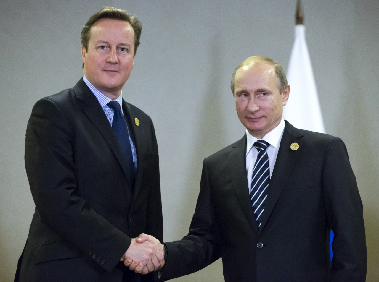 雖然普京沒有公開表明支持脫歐,但他一直希望削弱歐盟勢力。(美聯社)