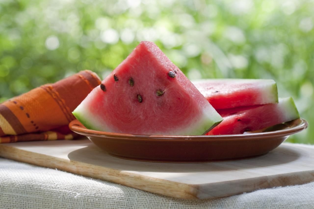 每一克西瓜約含47.5微克茄紅素,比生番茄高近一倍。(iStock)