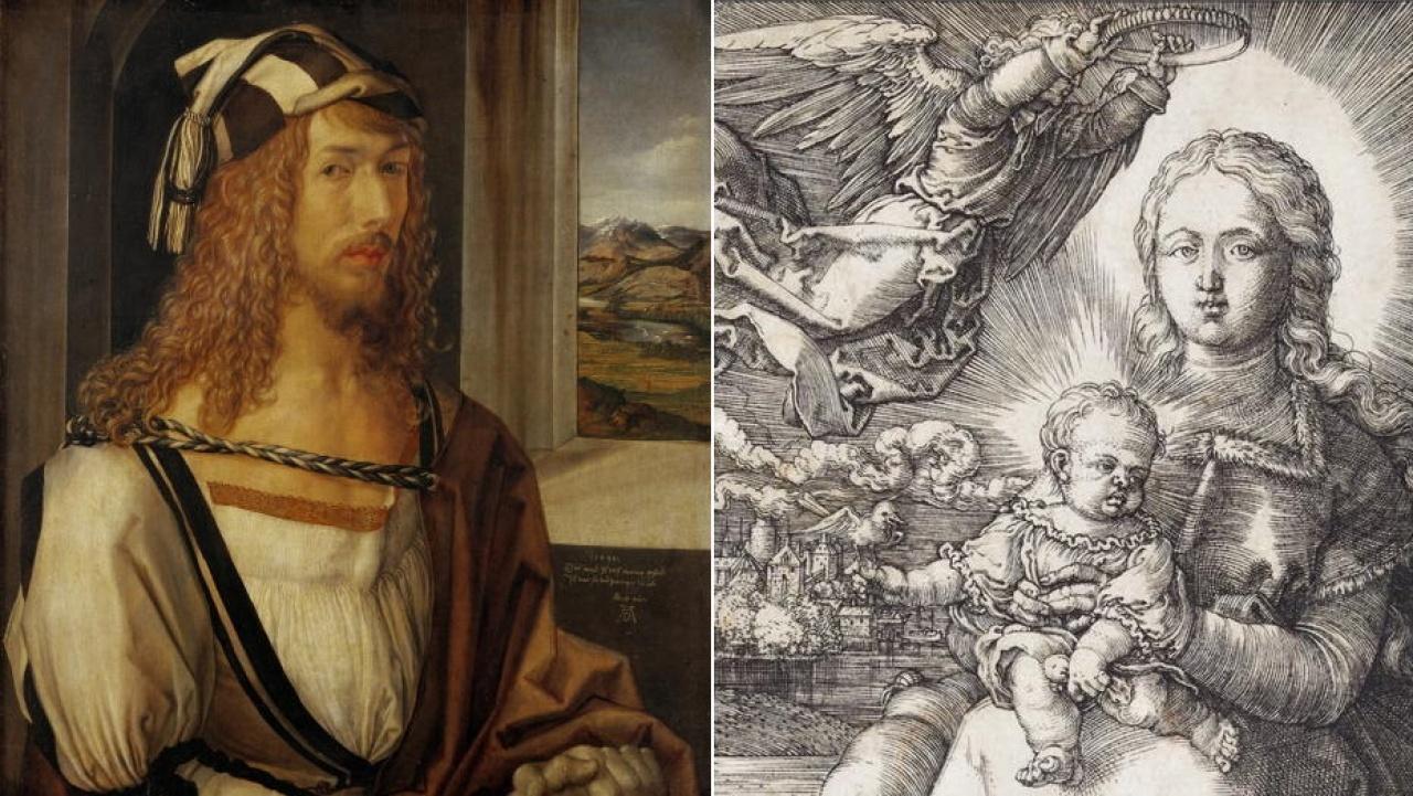 跳蚤市場撈好康! 尋獲遺失500年《天使加冕馬利亞》 | 文章內置圖片