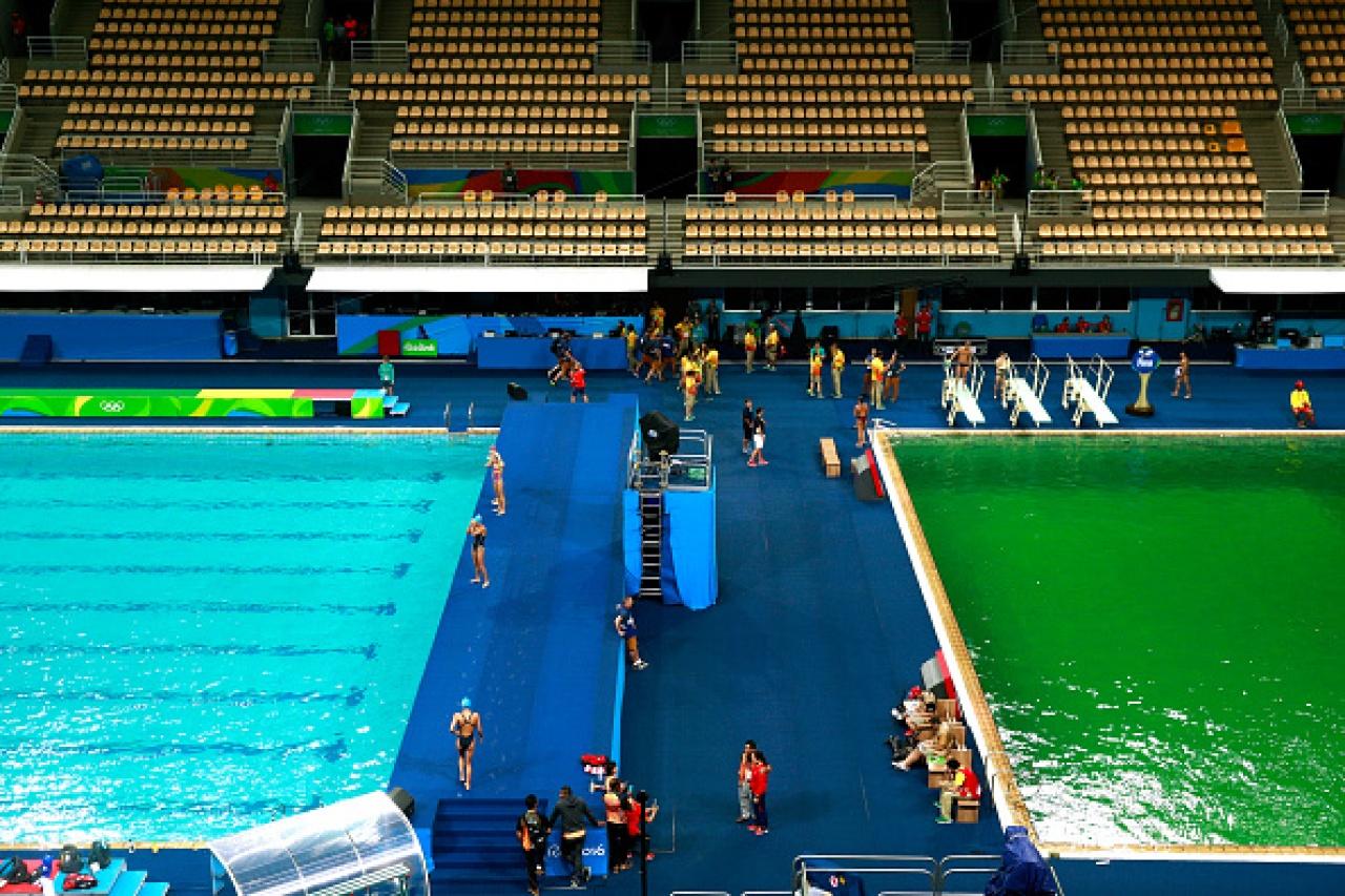 【里約奧運‧游泳】游泳頻破紀錄的原因竟然是……偷工減料﹖﹖﹗
