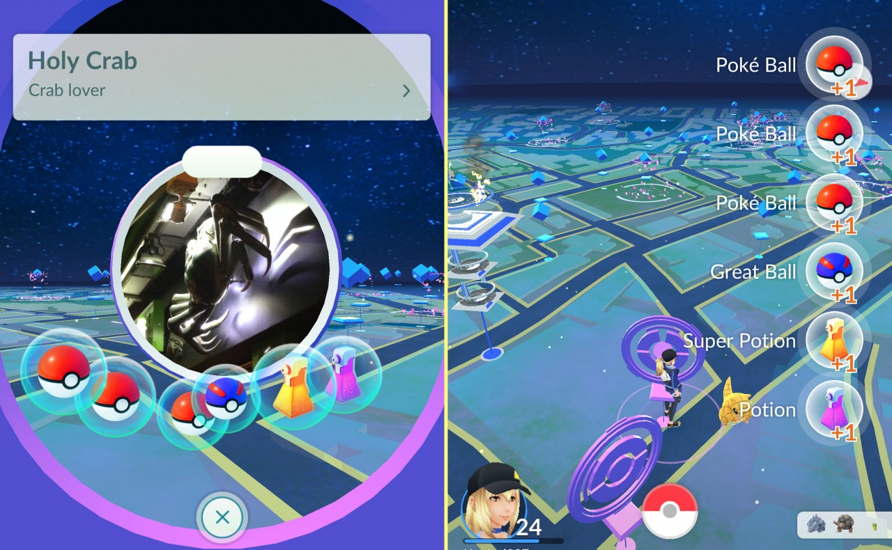 《Pokémon Go》補給站也可以有攻略法!