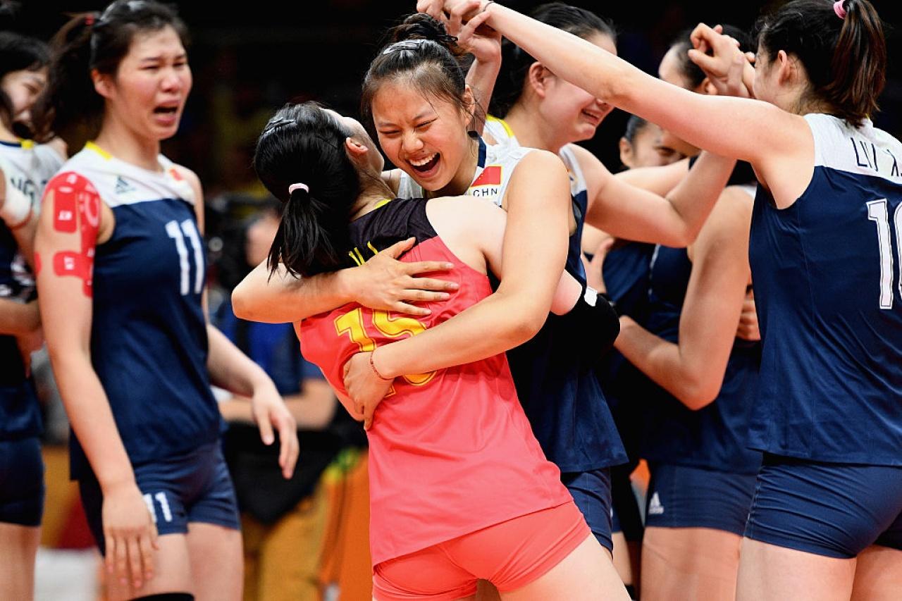 【里約奧運‧排球】中國VS巴西,生死之戰竟能逆轉闖4強﹗網民:根本是神跡﹗