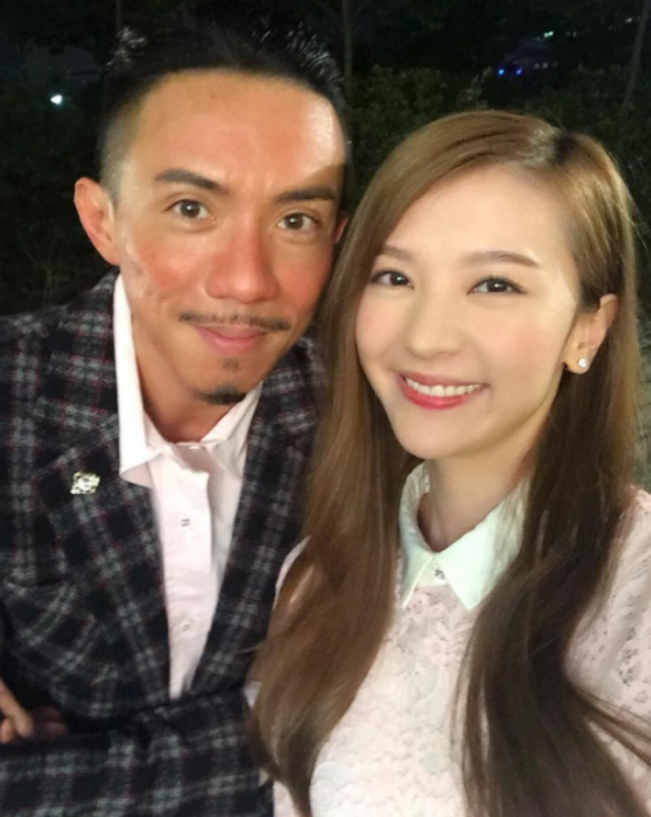 在《幕後玩家》中,張繼聰率先睇到陳華鑫的可塑性。(Instagram圖片)