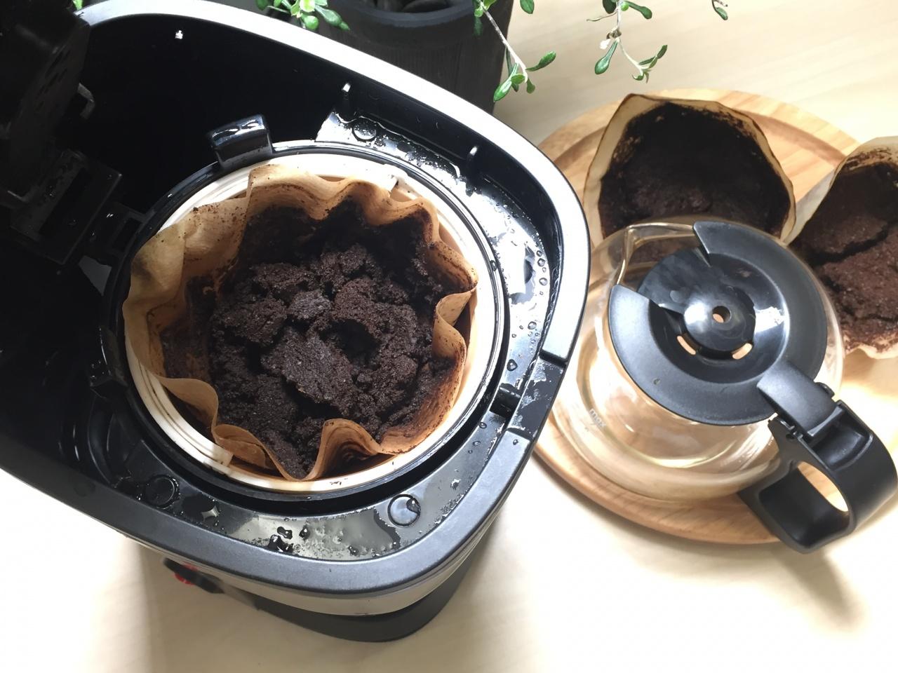 咖啡渣拋棄太可惜,需好好善用。(陳嘉元攝)